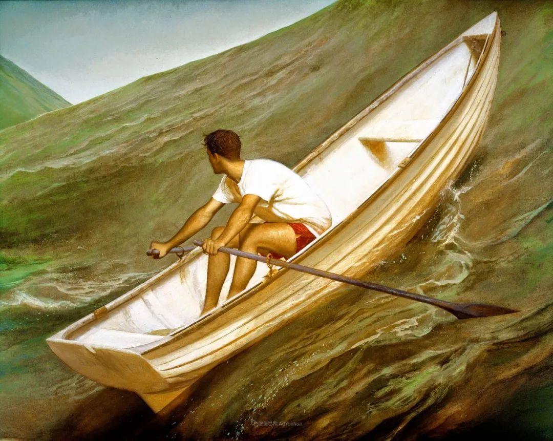 美国当代现实主义画家Bo Bartlett插图117