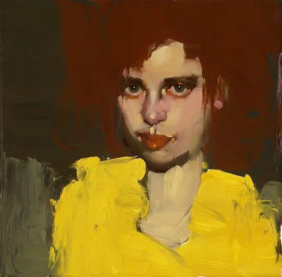 在他的油画中,有一种静谧的精致感插图7