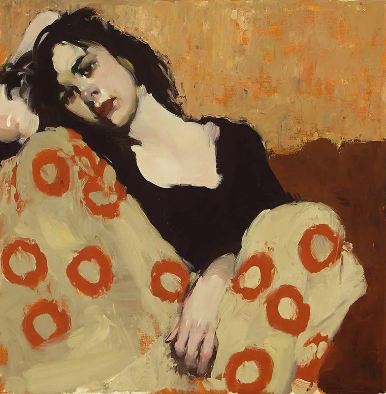 在他的油画中,有一种静谧的精致感插图17