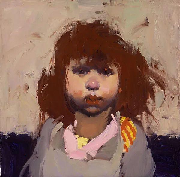 在他的油画中,有一种静谧的精致感插图21