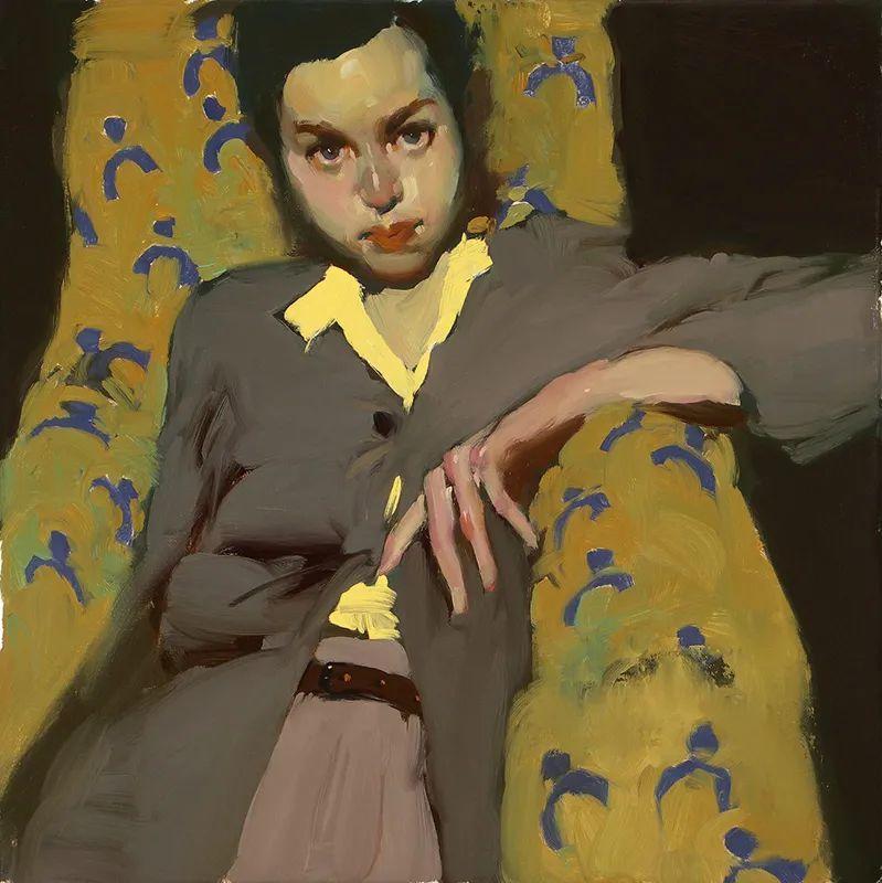 在他的油画中,有一种静谧的精致感插图25