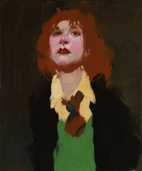 在他的油画中,有一种静谧的精致感插图63