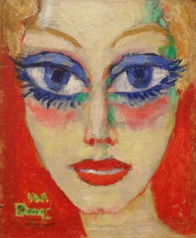 强烈率直的色彩,浓郁感人的艺术表现插图65