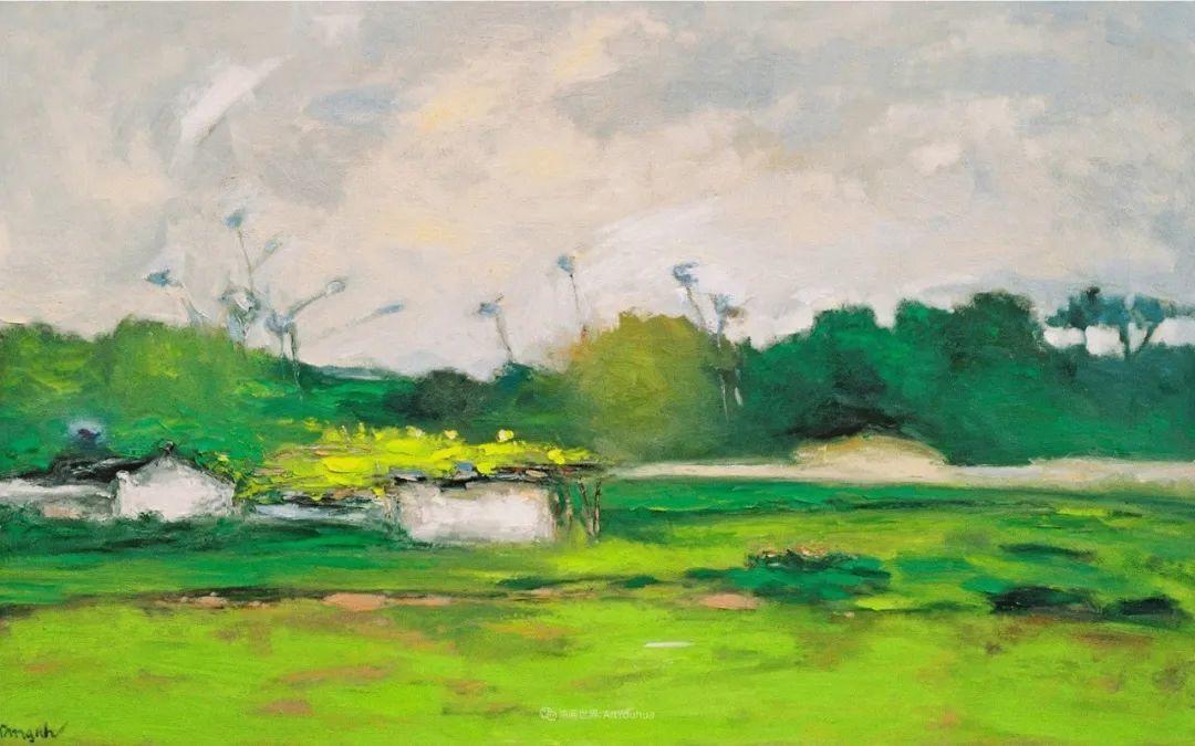越南画家笔下的美景、美人!插图19