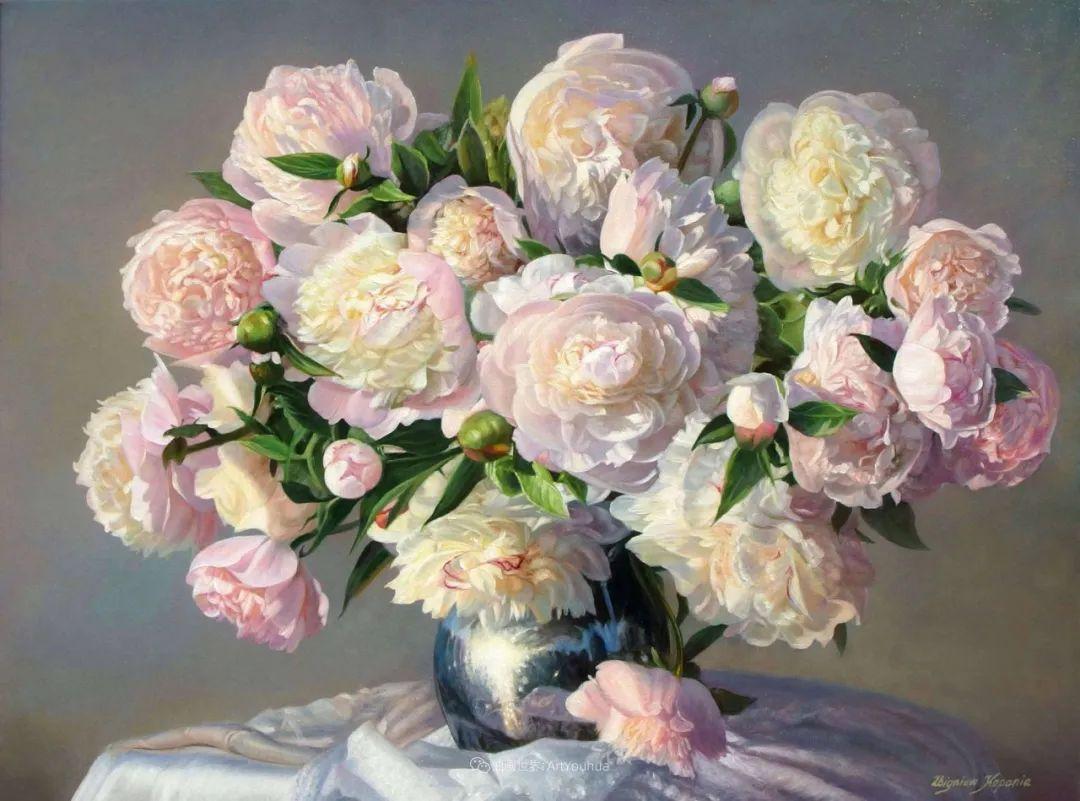 他笔下的花卉、风景,美得不要不要!插图11