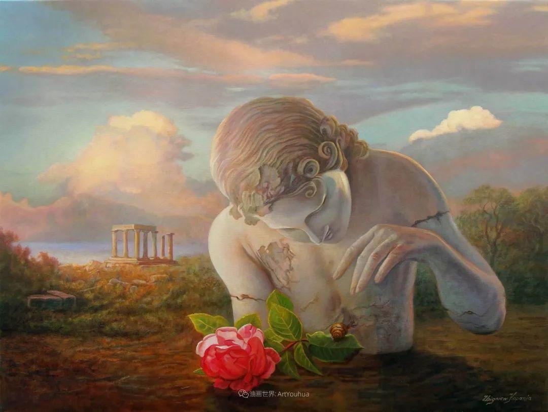 他笔下的花卉、风景,美得不要不要!插图109