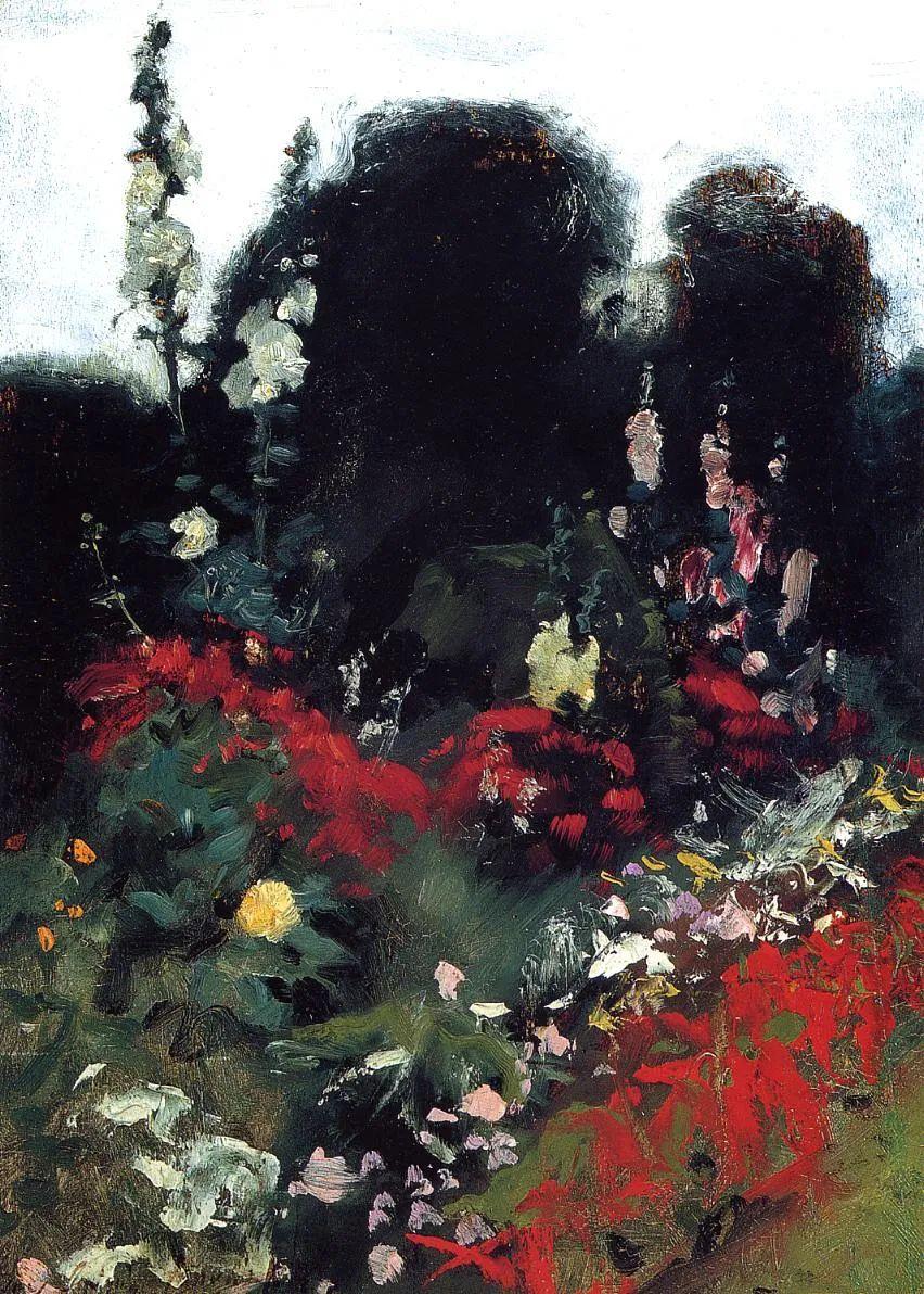 萨金特风景、人物、静物作品精选 117幅插图31