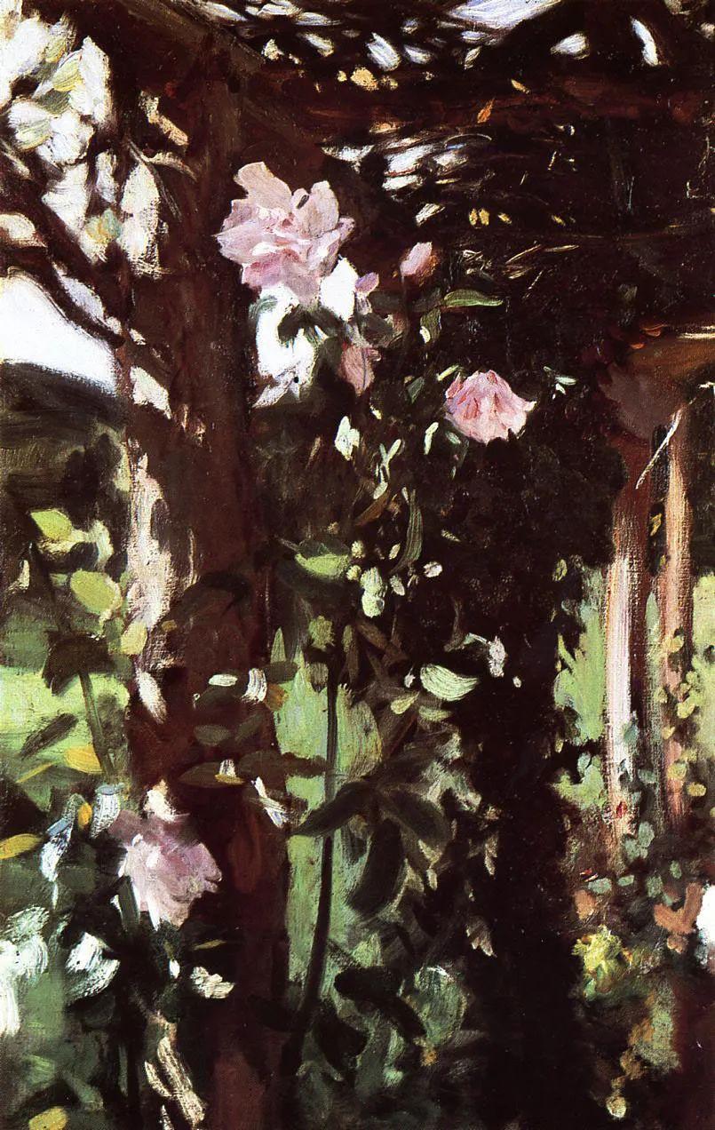 萨金特风景、人物、静物作品精选 117幅插图77