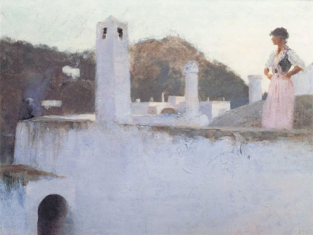 萨金特风景、人物、静物作品精选 117幅插图167