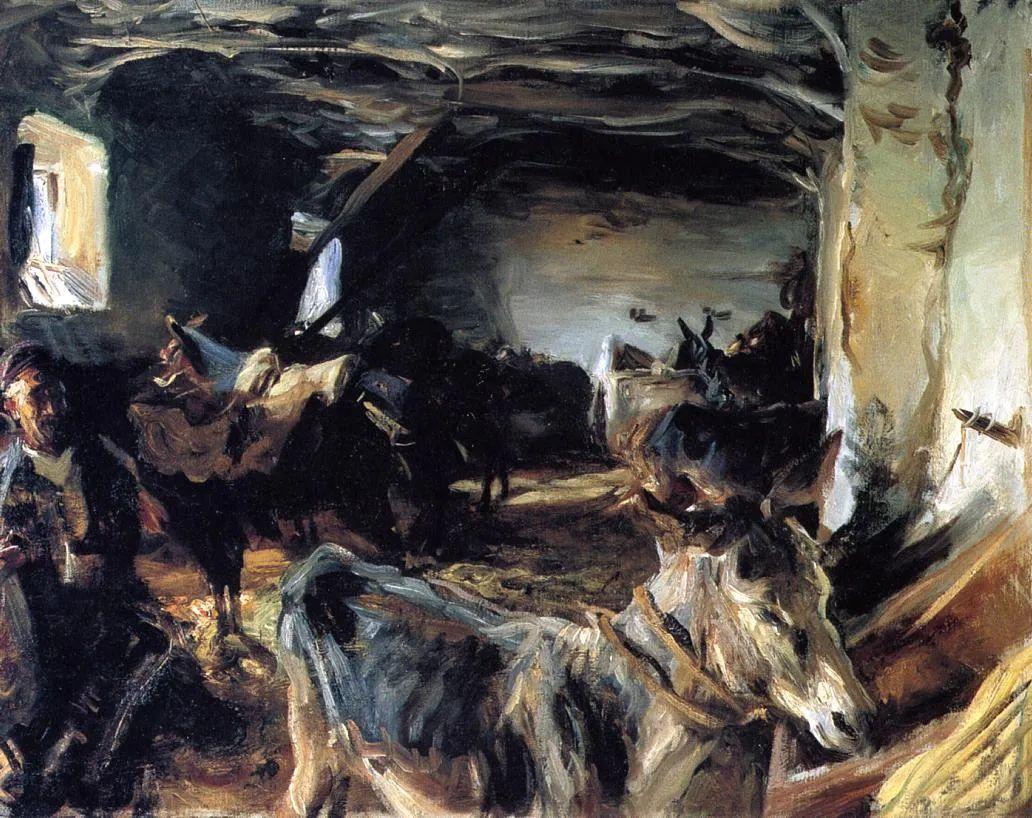 萨金特风景、人物、静物作品精选 117幅插图223