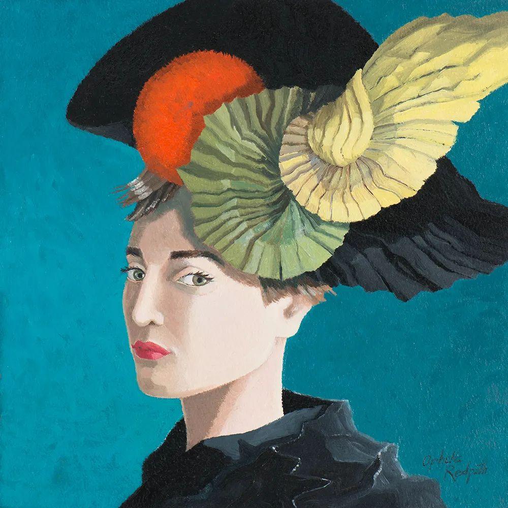 超现实主义 | 英国女画家Ophelia Redpath插图1