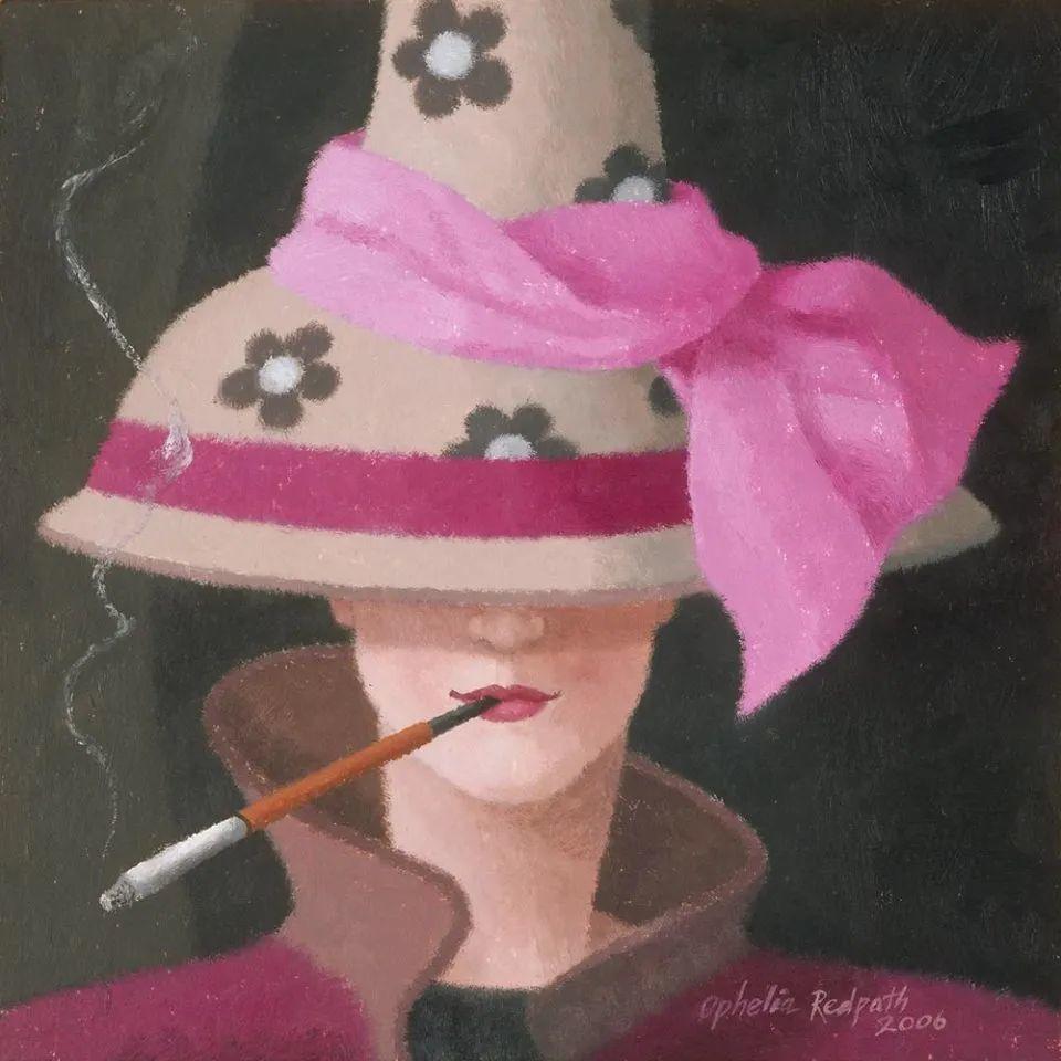 超现实主义 | 英国女画家Ophelia Redpath插图5