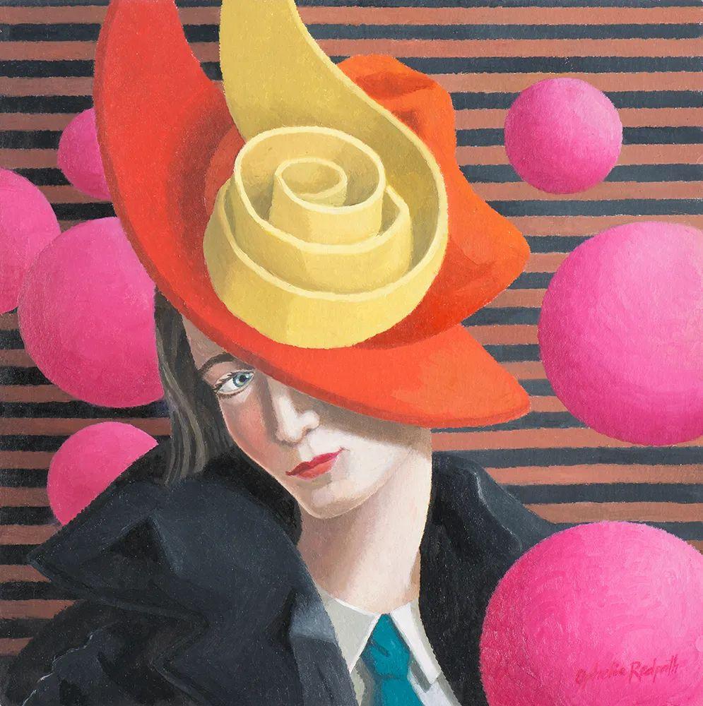 超现实主义 | 英国女画家Ophelia Redpath插图9