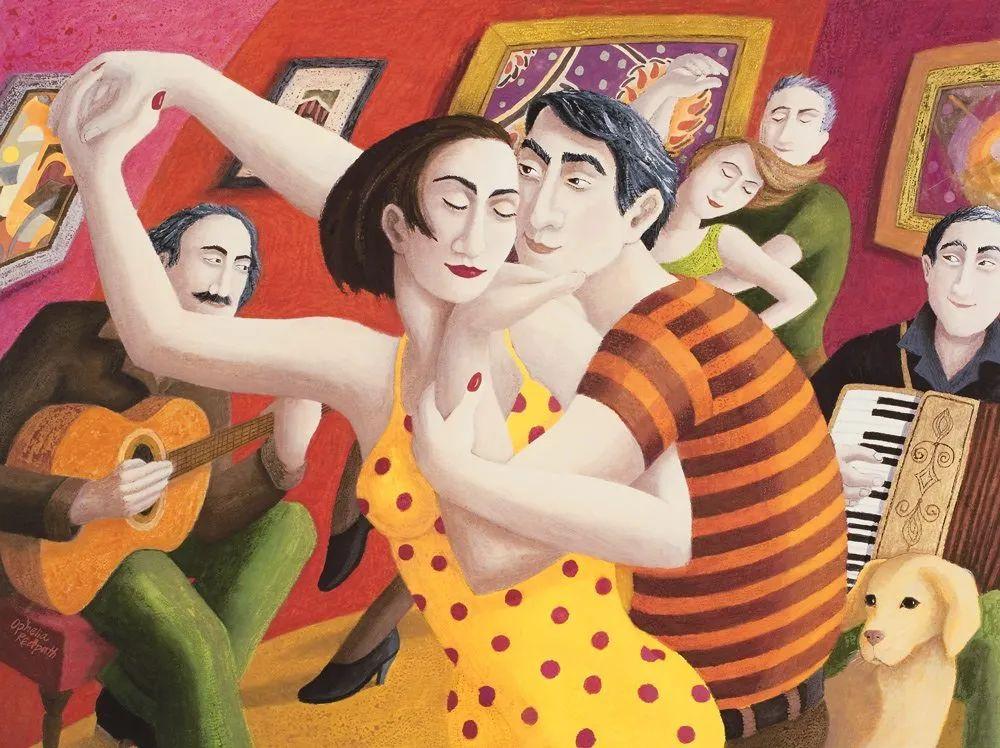 超现实主义 | 英国女画家Ophelia Redpath插图15