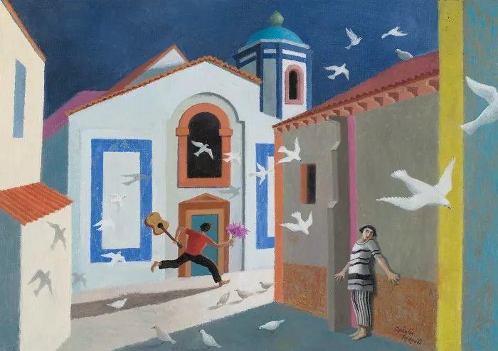 超现实主义 | 英国女画家Ophelia Redpath插图23