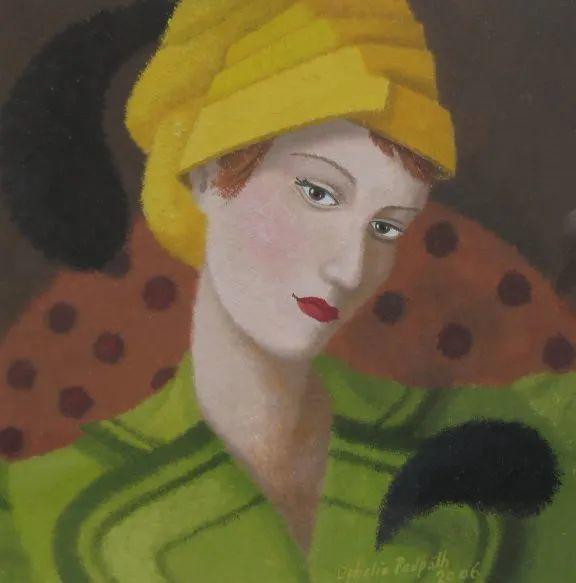 超现实主义 | 英国女画家Ophelia Redpath插图25