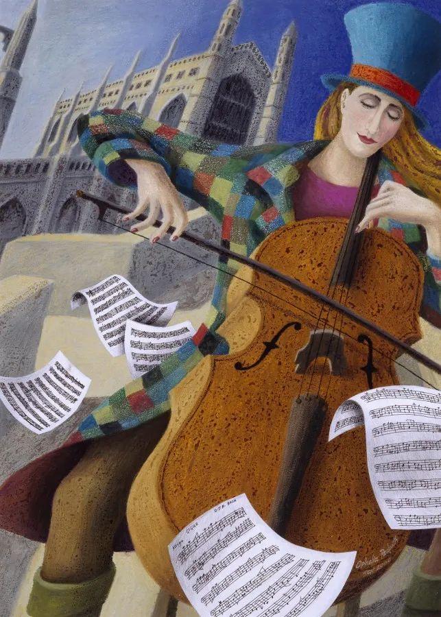 超现实主义 | 英国女画家Ophelia Redpath插图29
