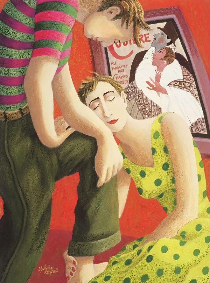超现实主义 | 英国女画家Ophelia Redpath插图37