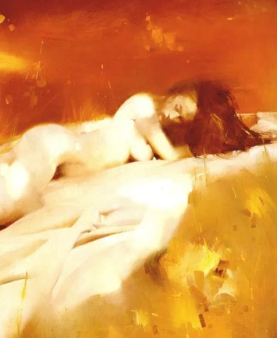 油画大师吴兆铭,于色彩中寻求艺术的真谛!插图23