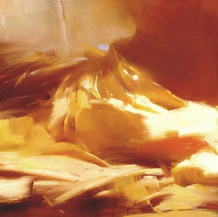 油画大师吴兆铭,于色彩中寻求艺术的真谛!插图39