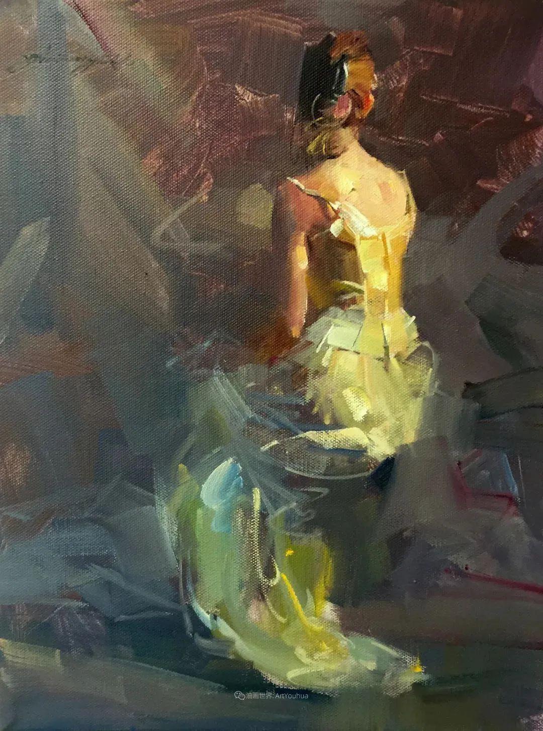 油画大师吴兆铭,于色彩中寻求艺术的真谛!插图41