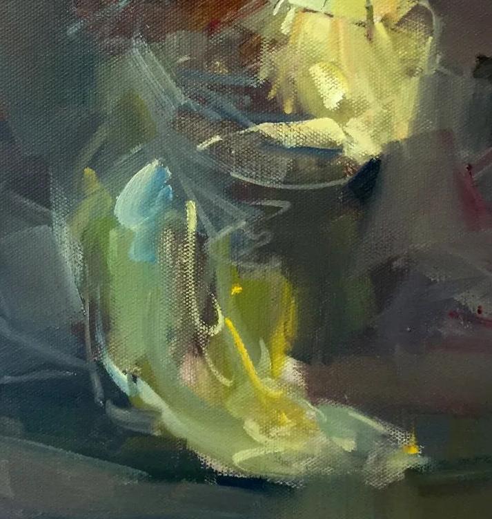 油画大师吴兆铭,于色彩中寻求艺术的真谛!插图45