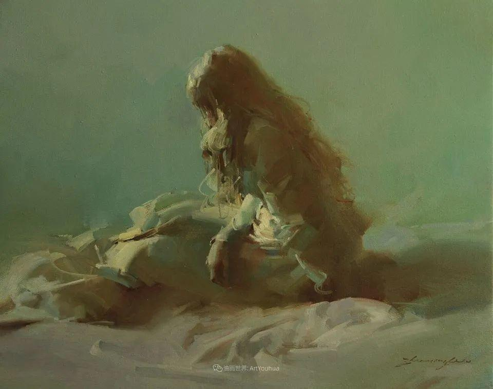 油画大师吴兆铭,于色彩中寻求艺术的真谛!插图95