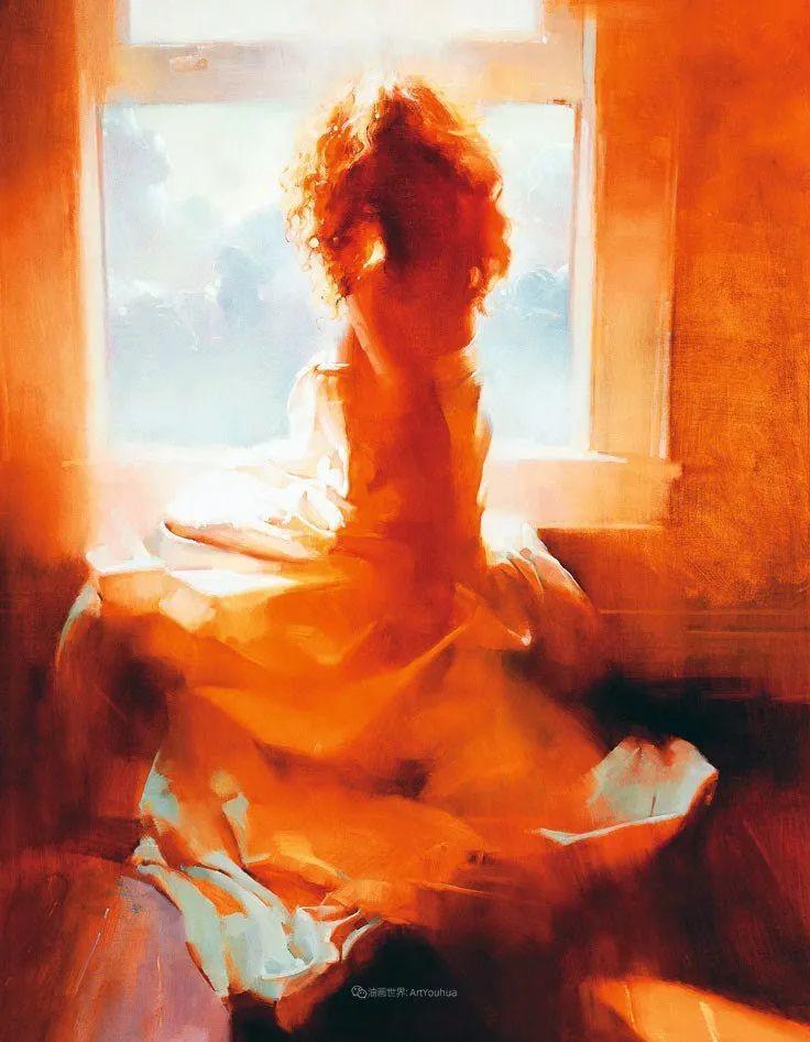 油画大师吴兆铭,于色彩中寻求艺术的真谛!插图105