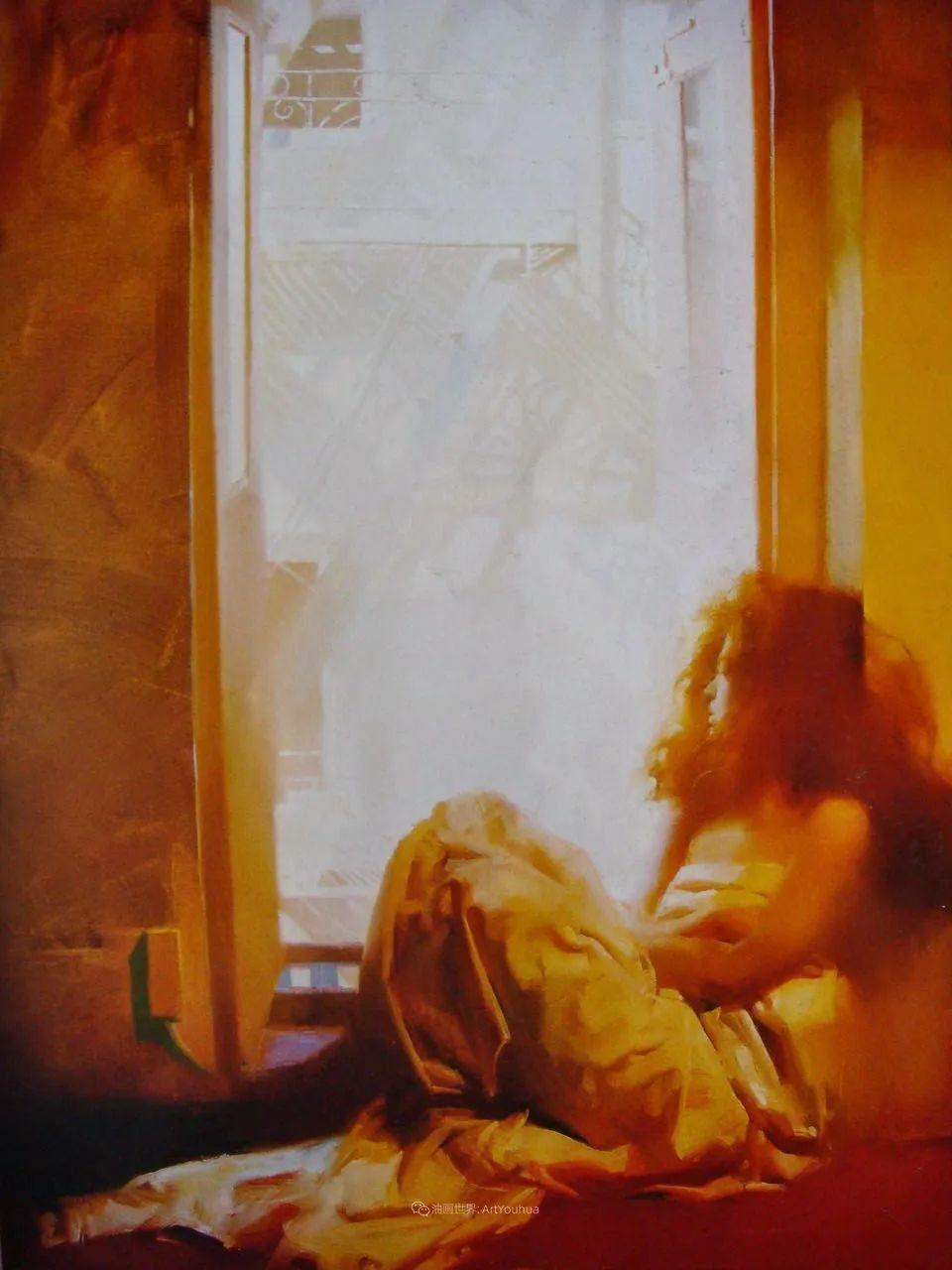 油画大师吴兆铭,于色彩中寻求艺术的真谛!插图111