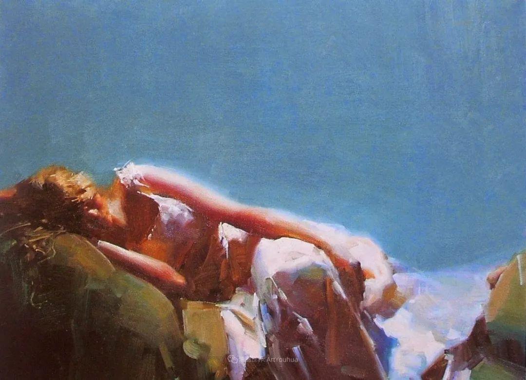 油画大师吴兆铭,于色彩中寻求艺术的真谛!插图123