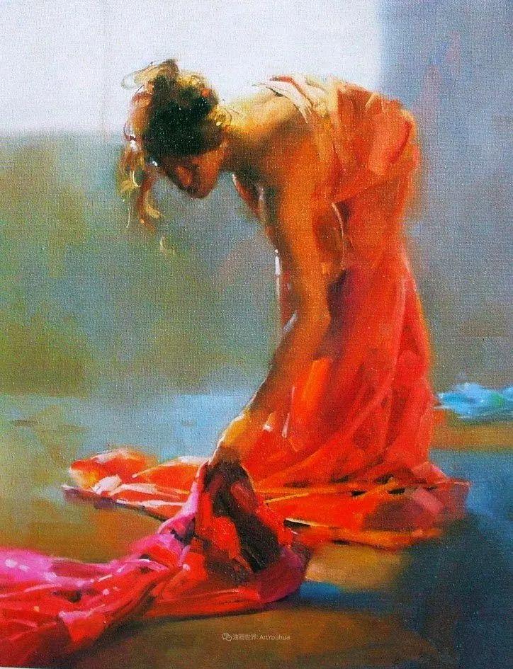 油画大师吴兆铭,于色彩中寻求艺术的真谛!插图131