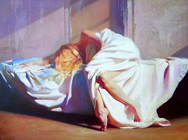 油画大师吴兆铭,于色彩中寻求艺术的真谛!插图141