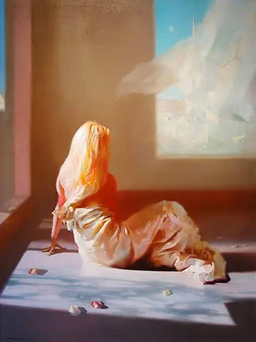 油画大师吴兆铭,于色彩中寻求艺术的真谛!插图169