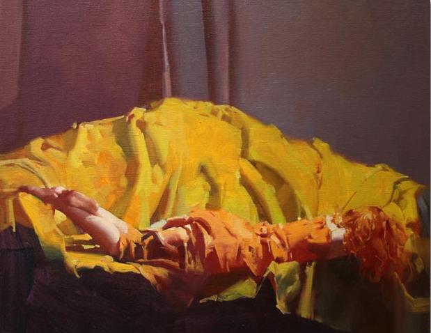 油画大师吴兆铭,于色彩中寻求艺术的真谛!插图173
