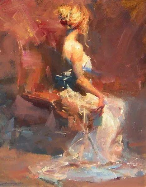 油画大师吴兆铭,于色彩中寻求艺术的真谛!插图187
