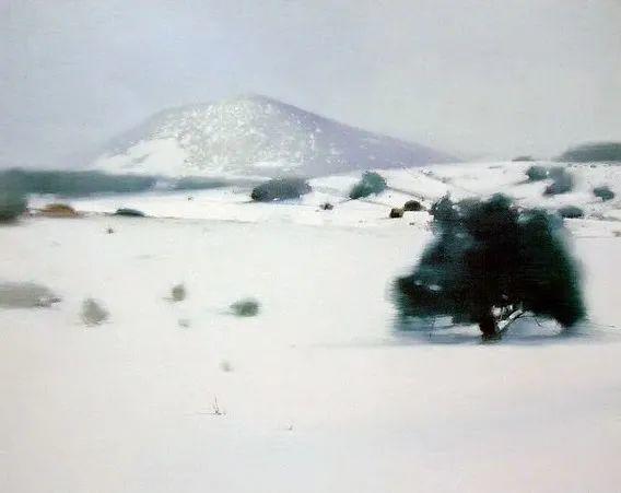 风景与肖像,油画大师吴兆铭作品插图45