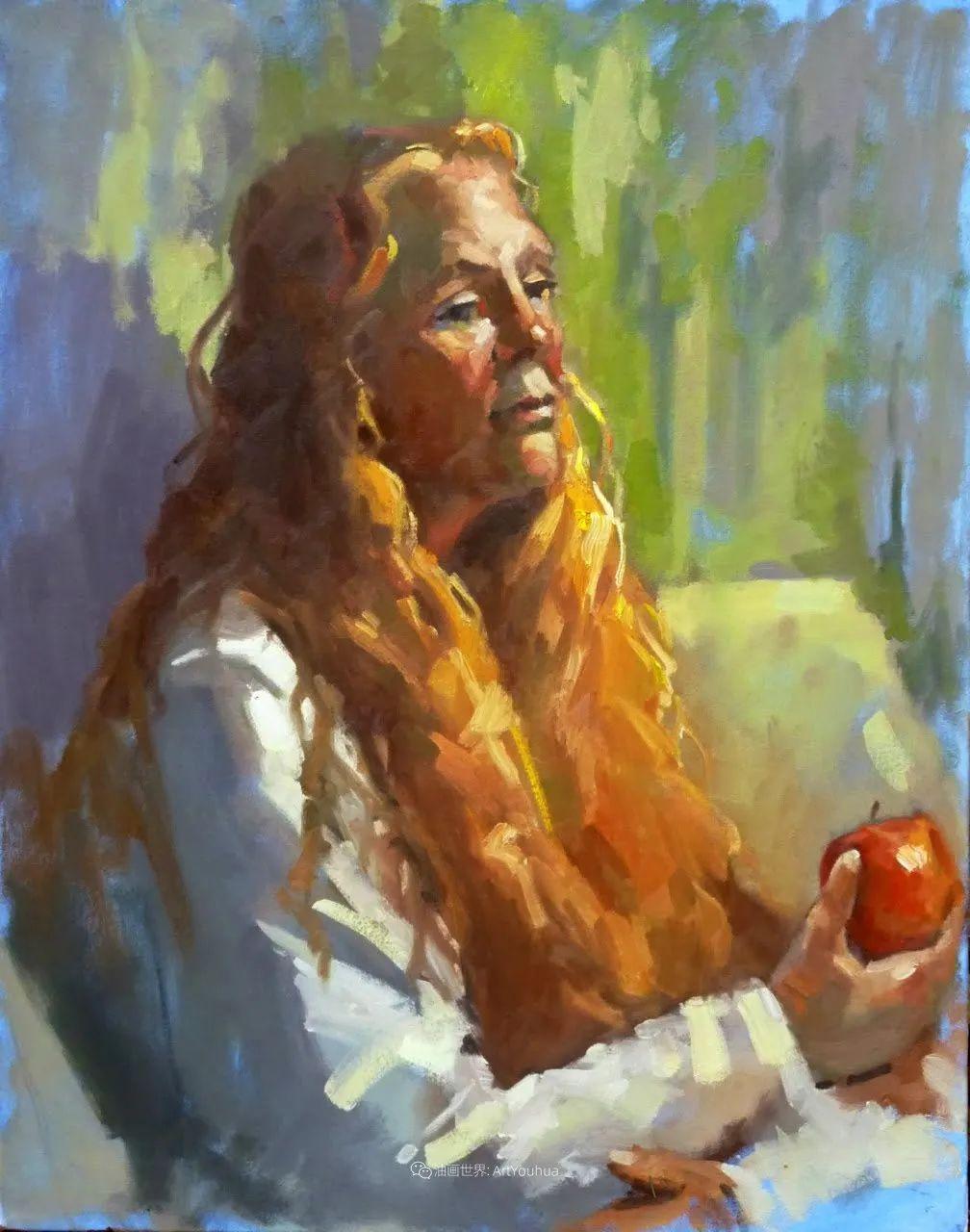 他为多位总统/国王画过肖像,瑞典画家安德斯·佐恩插图34
