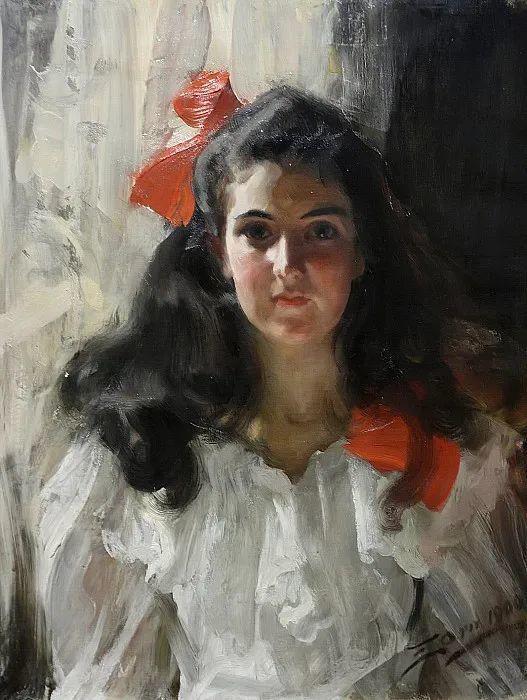 他为多位总统/国王画过肖像,瑞典画家安德斯·佐恩插图60