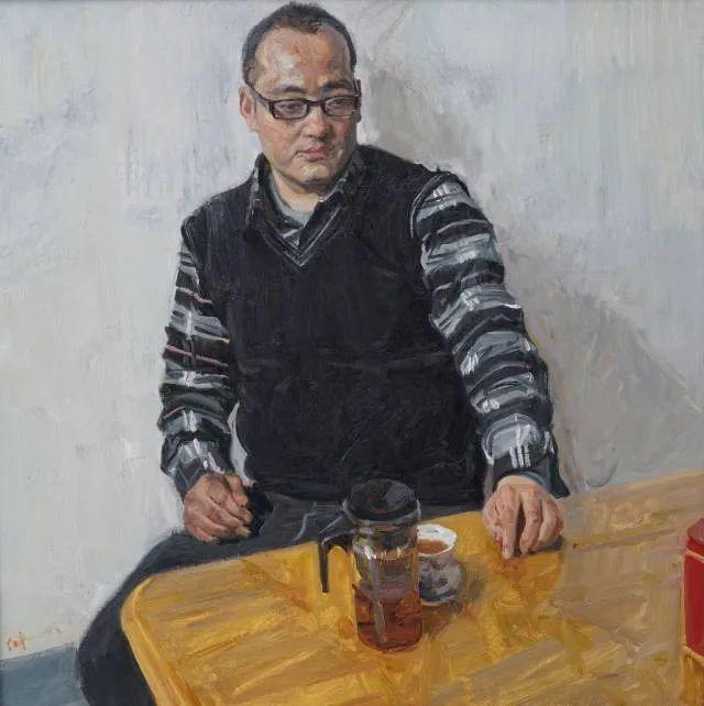 国美教授何红舟,绘画作品精选插图43