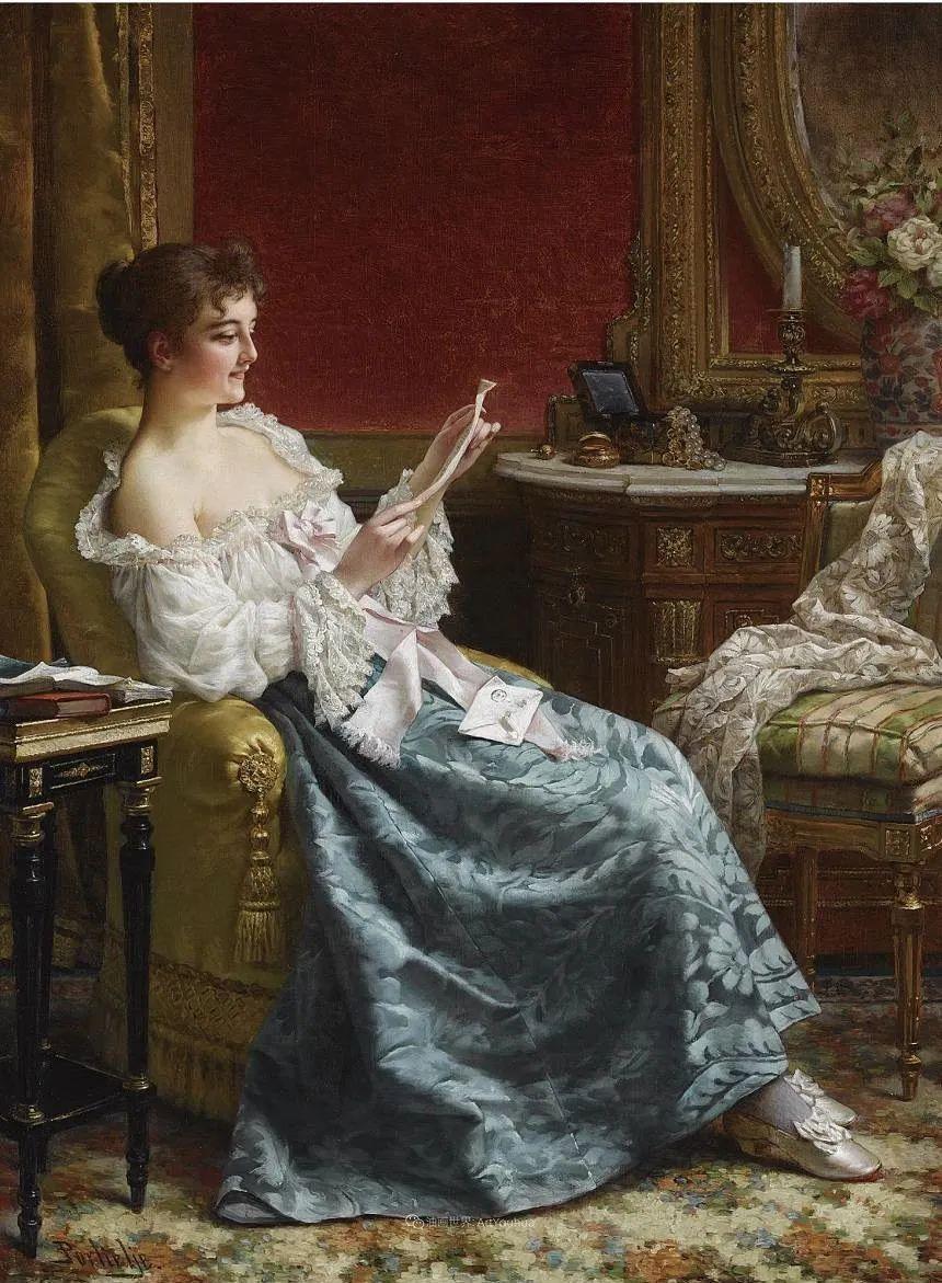 优雅、精致的室内时尚女性!插图14