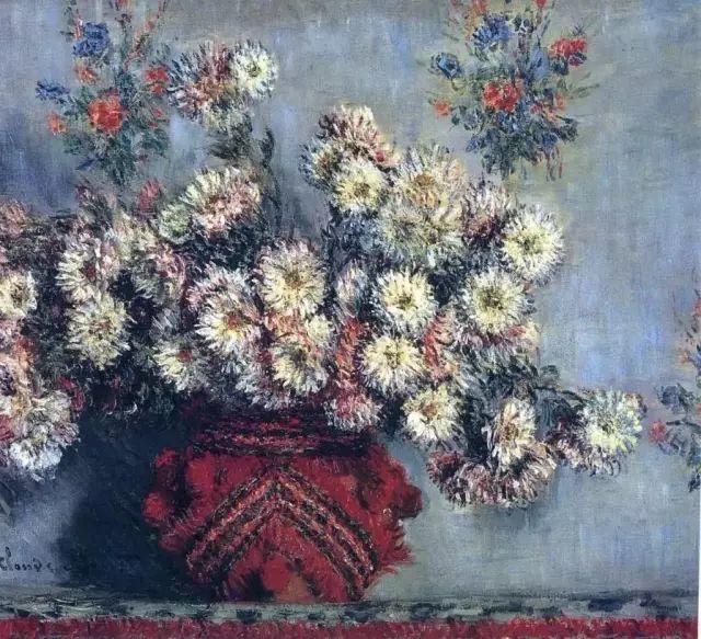 19世纪花园风景,看看那整片盛开的鲜花!插图3