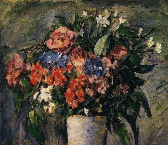 19世纪花园风景,看看那整片盛开的鲜花!插图11