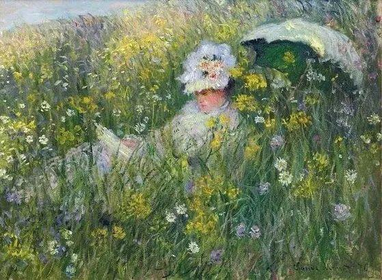19世纪花园风景,看看那整片盛开的鲜花!插图95