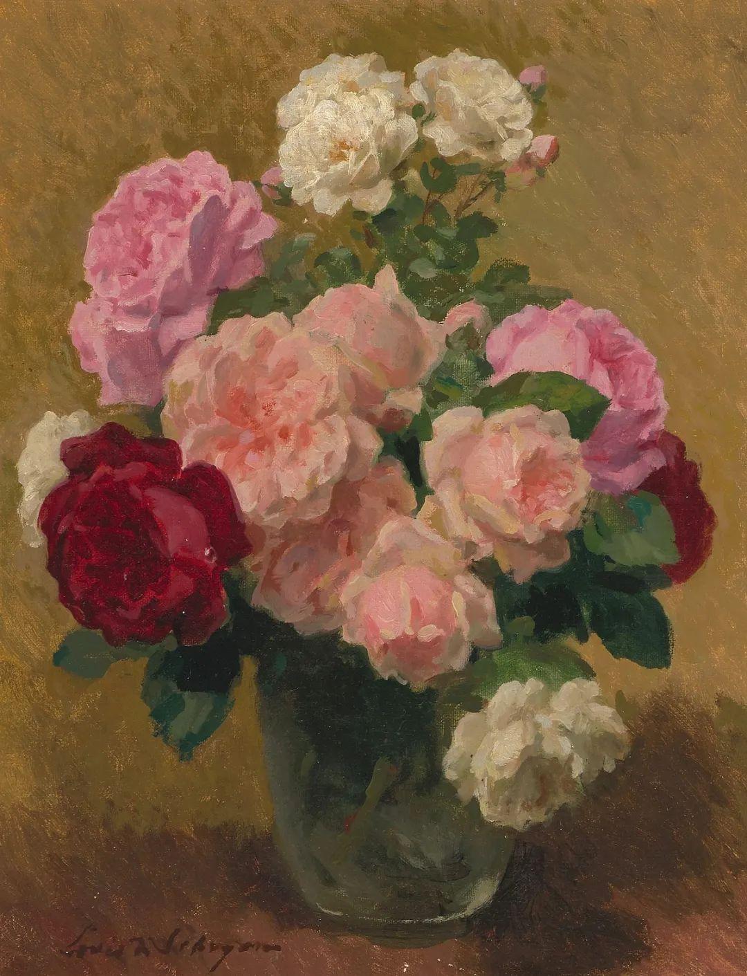 100年多前,她们是这样摆摊卖花的,好美的画面!插图43