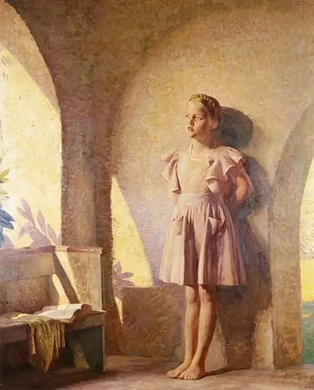 美国印象派画家丹尼尔·加伯插图37
