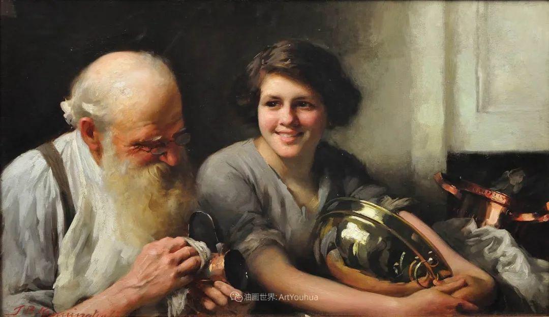 社会现实主义者和肖像画家——托马斯·肯宁顿插图61