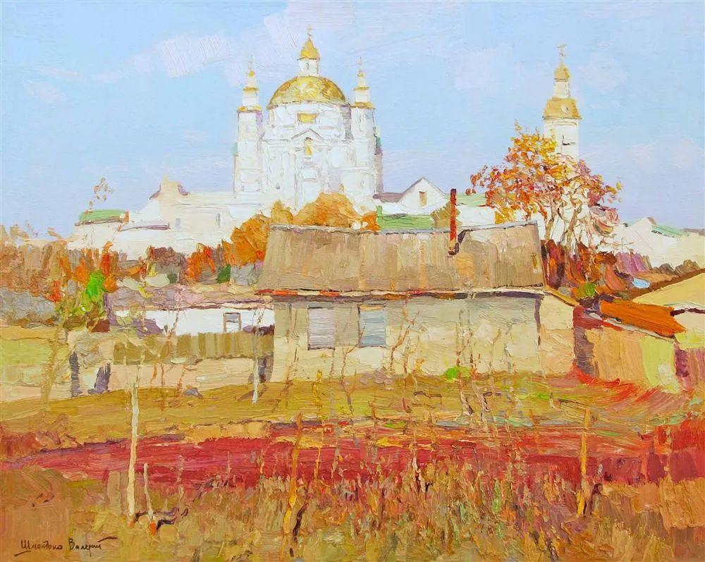 乌克兰色彩大师——瓦莱里·什马特科插图25