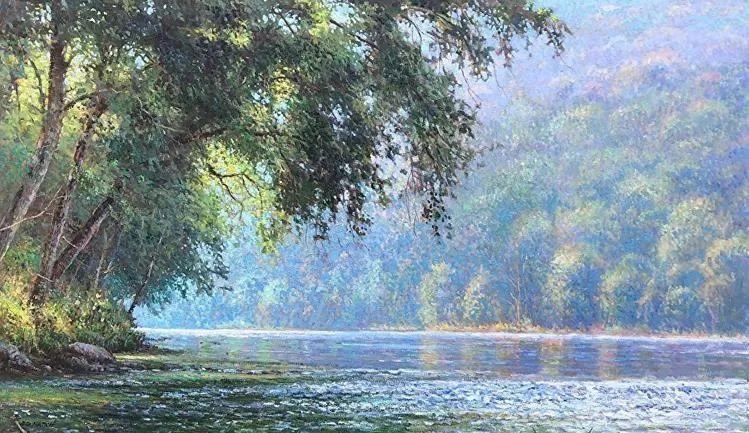 感受转瞬即逝的光和雾插图49