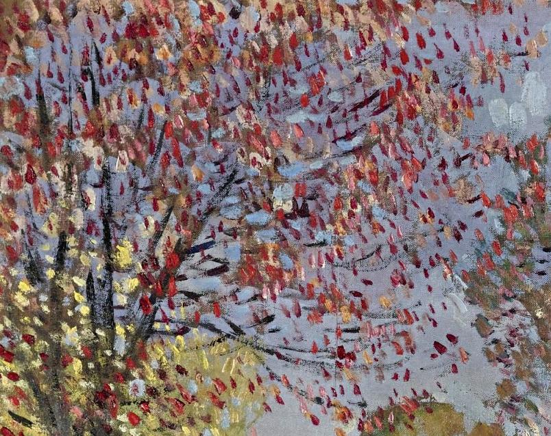 放大看,色彩笔触太赞了!法国美术学院第一任主席的画插图15