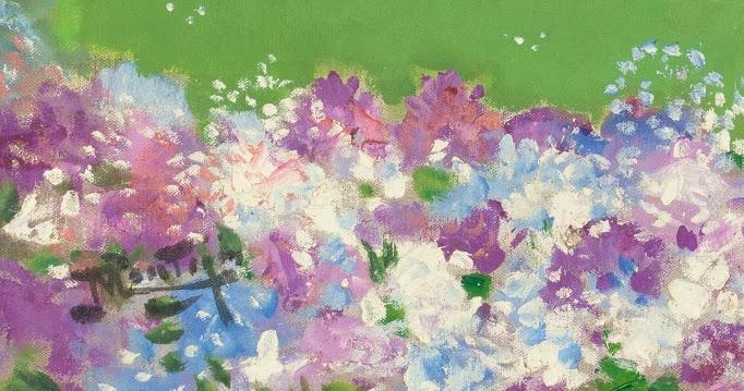 放大看,色彩笔触太赞了!法国美术学院第一任主席的画插图21